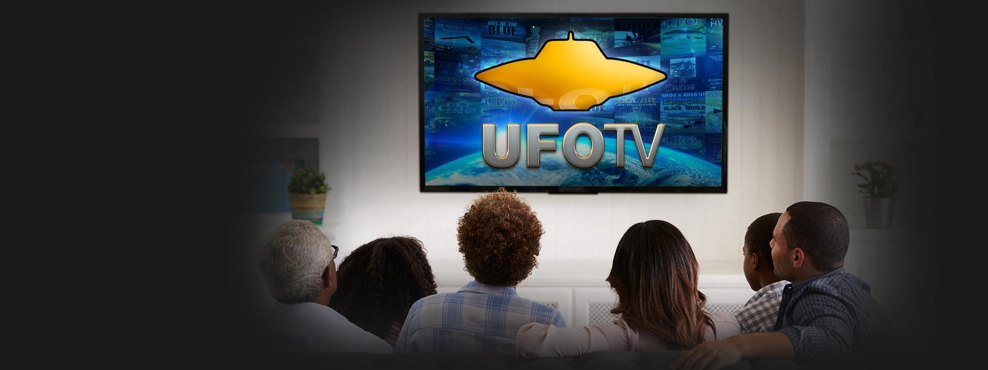 UFOTV - Watch Everywhere