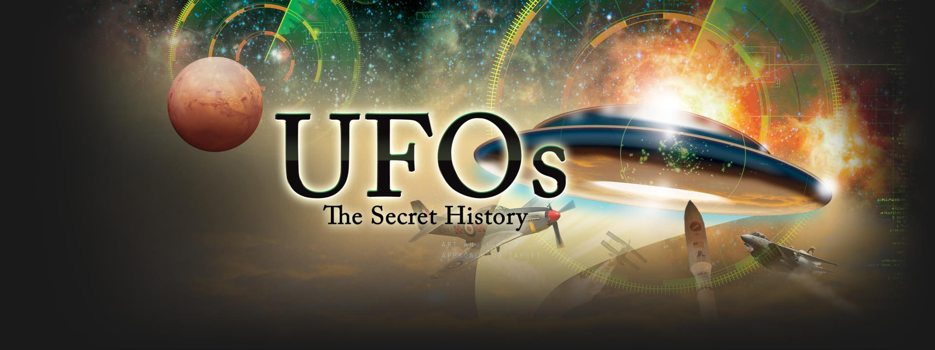 UFOs - The Secret History