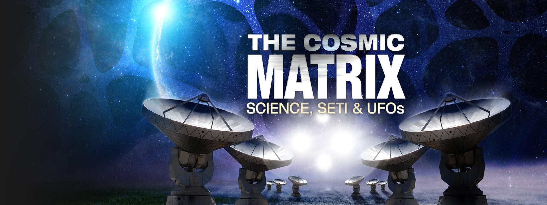 The Cosmic Matrix